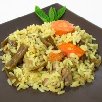 ARROZ AL CURRY 2.800 KG