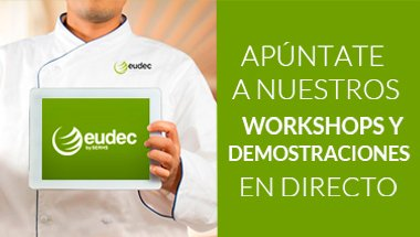 workshops i demostraciones en directo